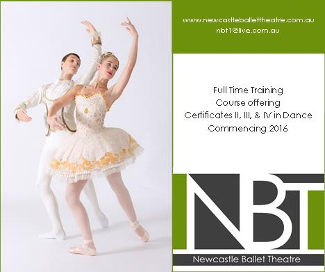 Newcastle Ballet Theatre