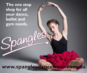 Spangles Dance Wear