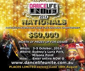 Dance Life Unite - Australia