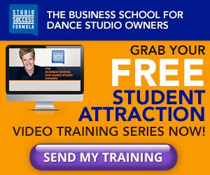 Dance Studio Owners - Studio Success Formula