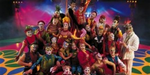 CIRQUE DU SOLEIL RETURNS TO AUSTRALIA WITH SALTIMBANCO