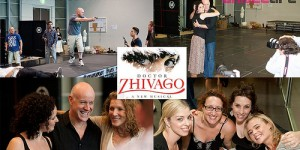 YOUR FIRST LOOK AT DOCTOR ZHIVAGO REHEARSALS