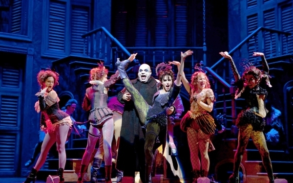 THE ADDAMS ARE MOVING IN SYDNEY!