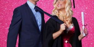 Rob Mills and Lucy Durack in LEGALLY BLONDE (c)Brian Geach WEB