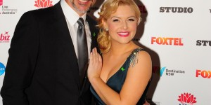 Helpmann Awards - Cameron Daddo and Lucy Durack Helpmann Awards Photo James Morgan _7460