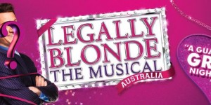 Rob Mills exits Legally Blonde
