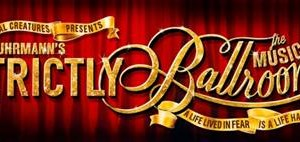 Strictly Ballroom logo
