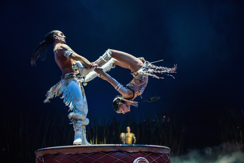 Totem Cirque Du Soleil Dancelife Australia S Leading