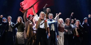 Cameron Mackintosh's 'Les Miserables' awarded Best Musical at 2015 Helpmann Awards. Now playing at the Capitol Theatre in Sydney.