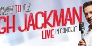 Hugh Jackman Broadway to oz