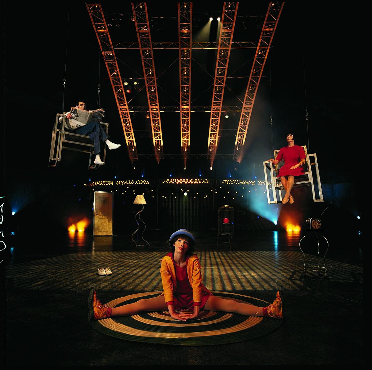 cirque du soleil resource and capabilities 'you could feel the atmosphere evaporating': cirque du soleil's ovo at the royal albert hall this is a tight, well-oiled production and the individual acts are eye-popping the final set .