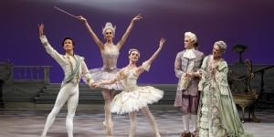 Storytime Ballet The Sleeping Beauty. The Australian Ballet. Photo Jeff Busby