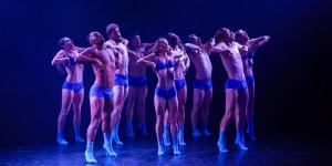 Australian Dance Theatre's 'Habitus'. Photo Chris Herzfeld (Camlight Productions)