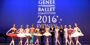 Genee2016 Finalists