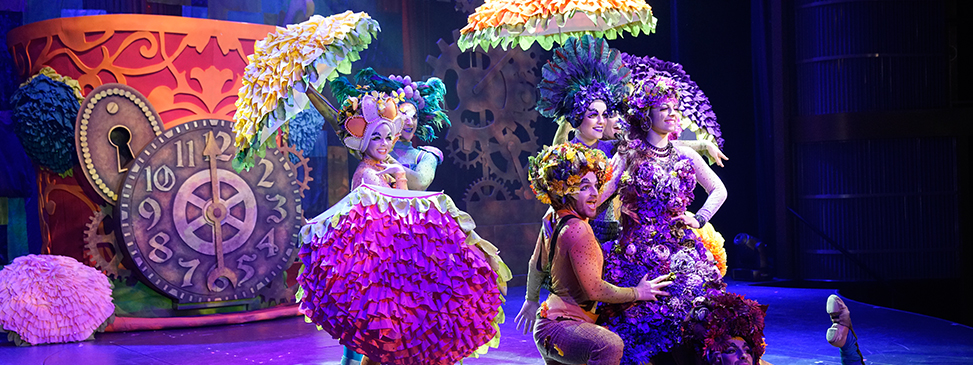 Seeking Actors and Dancers on Disney Cruise Line