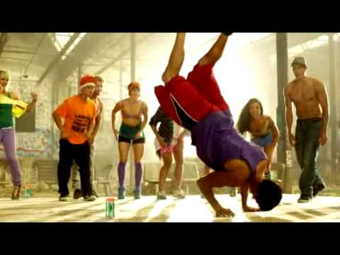 BEROCCA TwistNGo's Hot Dance Moves