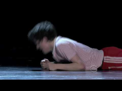 Billy Elliot performance at 2009 Tony Awards