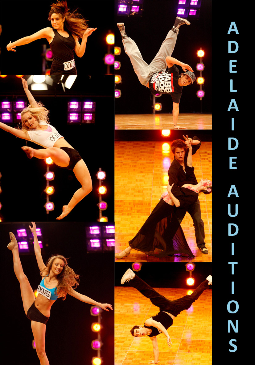 EXCLUSIVE... Your First Look At SYTYCD 2009