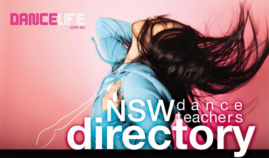 NSW Dance Teachers Directory