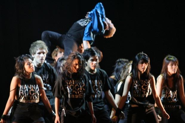 2010 COLLABORATION CREATION DANCE AWARDS