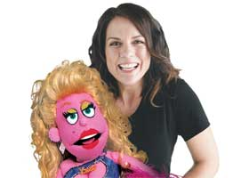 AVENUE Q-UITE FUNNY AND WITTY
