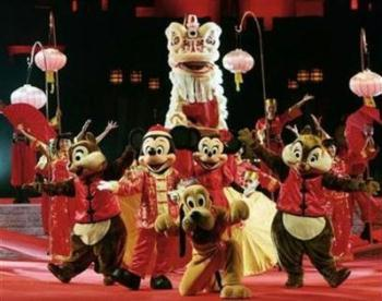 HONG KONG DISNEYLAND AUDITIONS