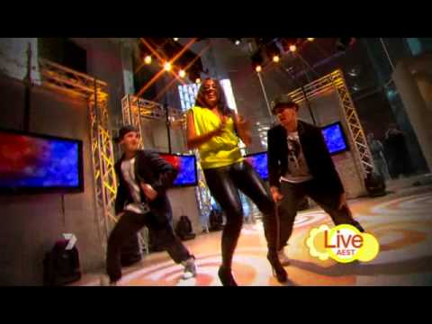 Jessica Mauboy - Up Down Live The Morning Show