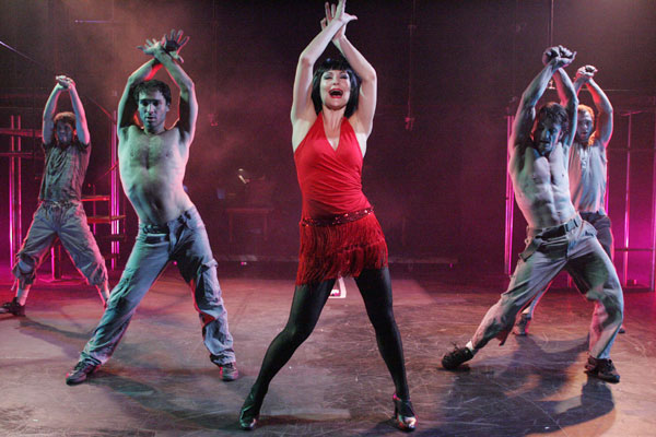 KISS OF THE SPIDER WOMAN THE MUSICAL