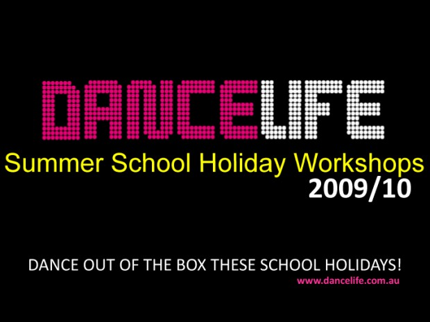 SUMMER DANCE WORKSHOPS