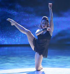 TALIA ON FINALE OF SYTYCD AMERICA