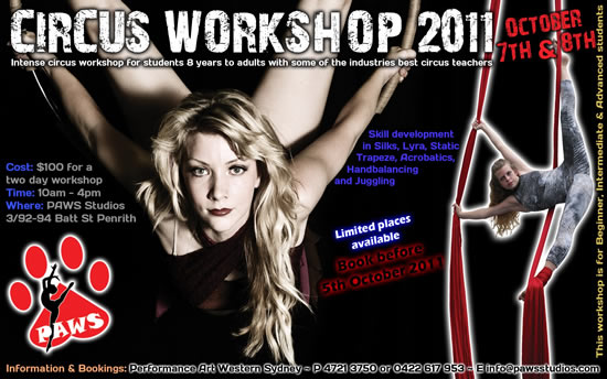 CircusWorkshop2011