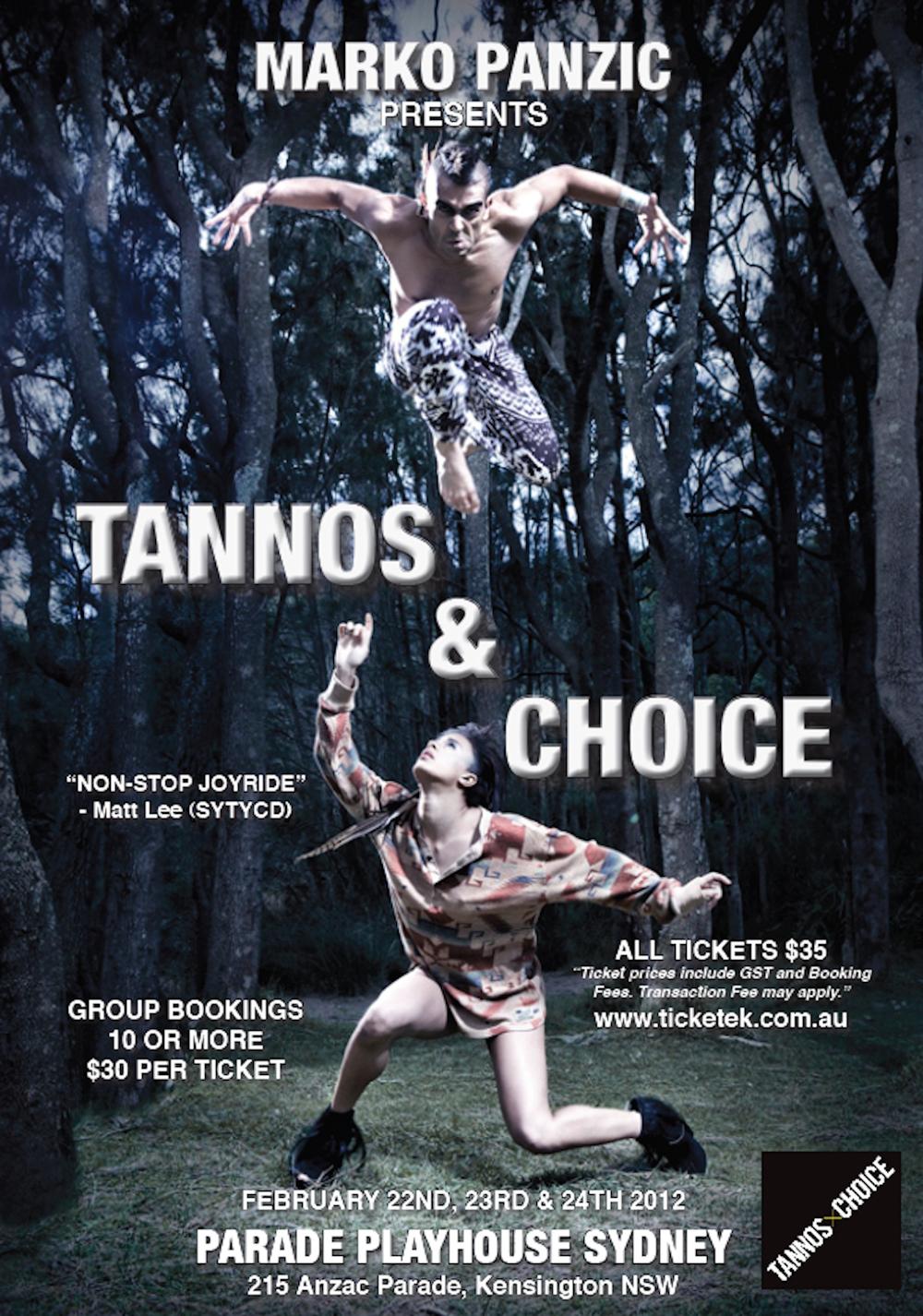 TANNOS & CHOICE