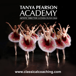 Tanya Pearson Classical Coaching Academy