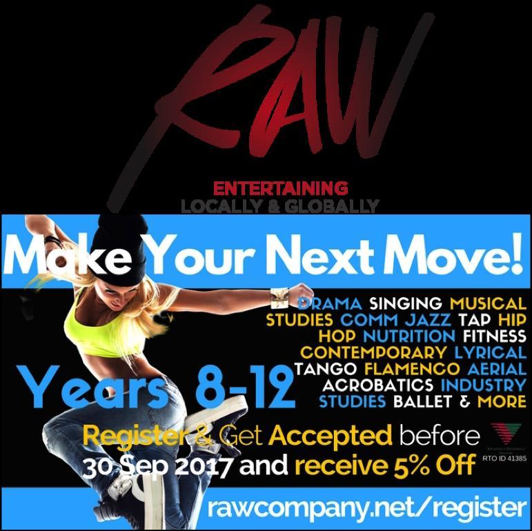 RAW Dance Company