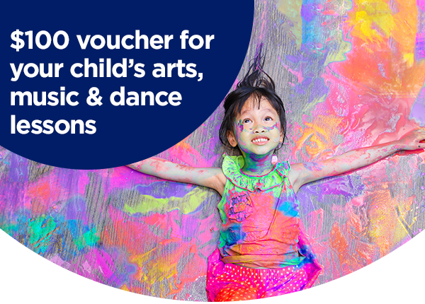 Cash Rebates For Active And Creative Kids Dance Life