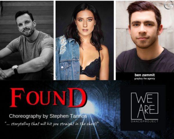 Neale Whittaker, Alex Miedzinski, Ben Zammit, 'Found'.
