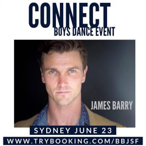 James Barry Connect June 23