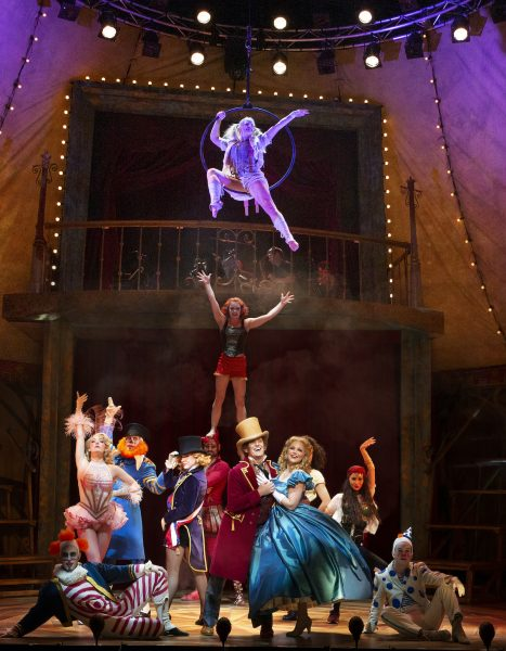BARNUM THE MUSICAL Photo Jeff Busby