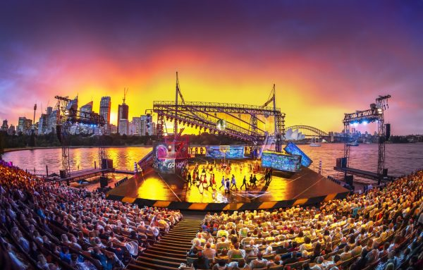 HANDA OPERA ON SYDNEY HARBOUR_ WEST SIDE STORY - Opera Australia