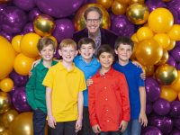 Charlies cast for Melbourne Season of Charlie and The Chocolate Factory