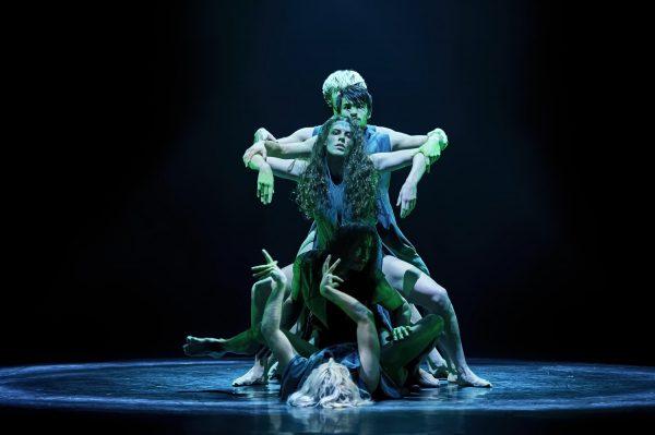 THE BEGINNING OF NATURE - Australian Dance Theatre