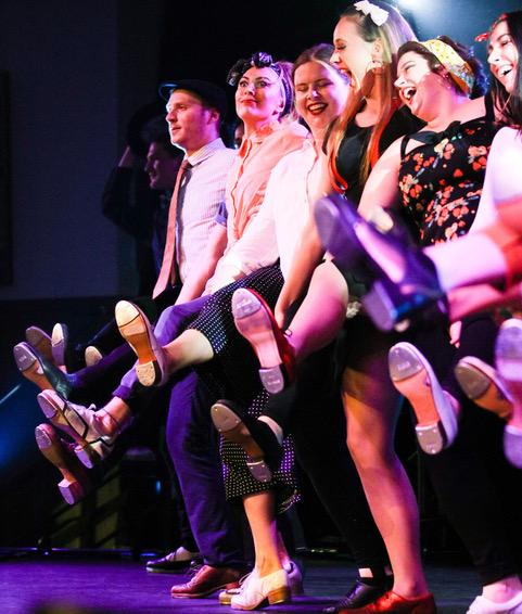 Australian Tap Dance Festival 2018