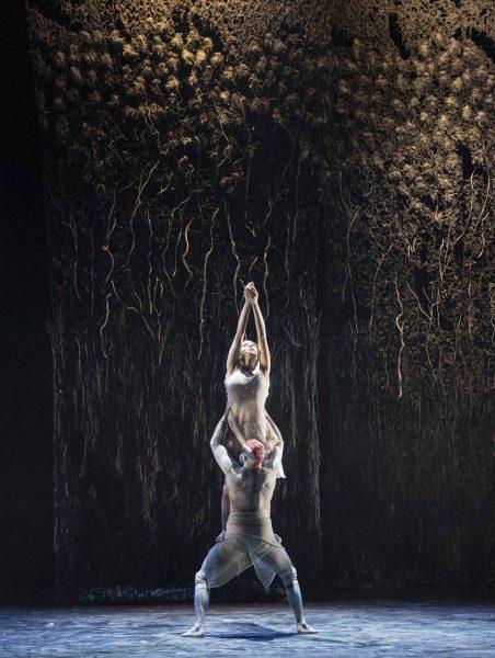 Bangarra Dance Theatre. Image Lisa Tomasetti