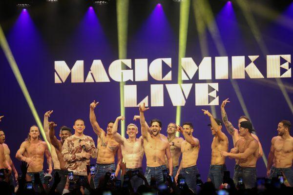 Magic Mike Live Australia