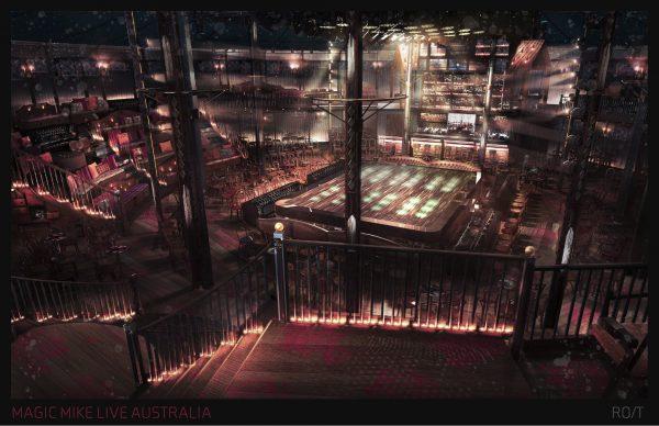 Inside The Arcadia