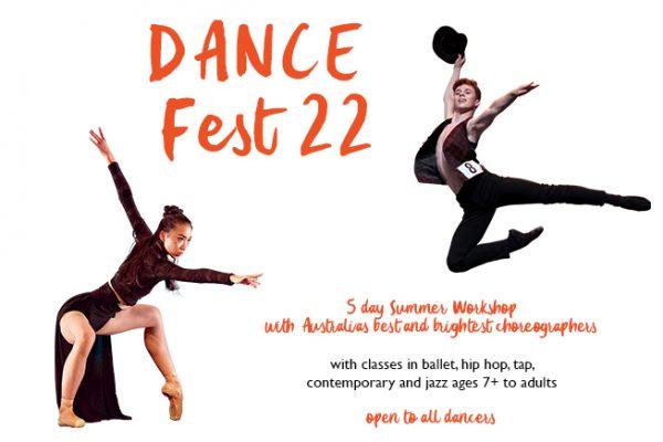 DanceFest 22