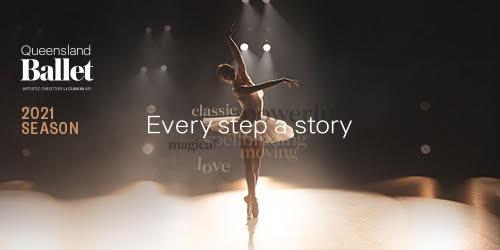 Every Step a Story