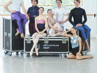 SEVEN NEW DANCERS FOR WA BALLET