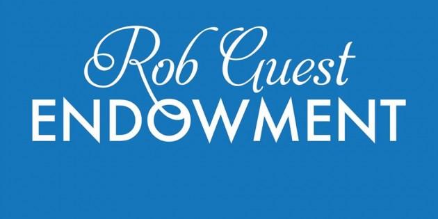 Rob Guest Endowment Award Cancelled