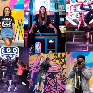 Urban Culture on Show at EGO EXPO
